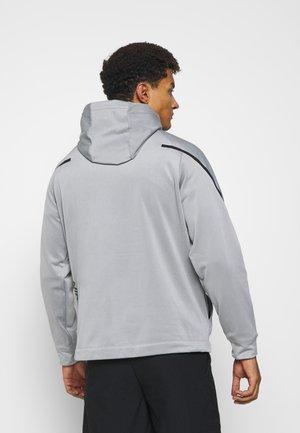 Jersey con capucha - particle grey/black