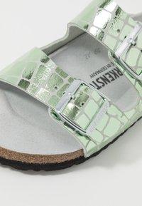 Birkenstock - ARIZONA - Domácí obuv - mineral - 2