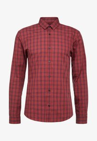 HUGO - ERO EXTRA SLIM FIT - Shirt - dark orange - 3