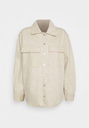 CABRILLO - Button-down blouse - beige