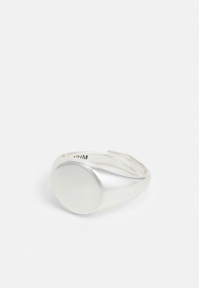 RING SENSITIVITY - Anello - silver-coloured