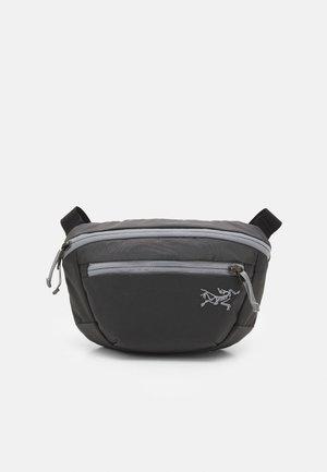 MANTIS WAISTPACK UNISEX - Bum bag - dark grey