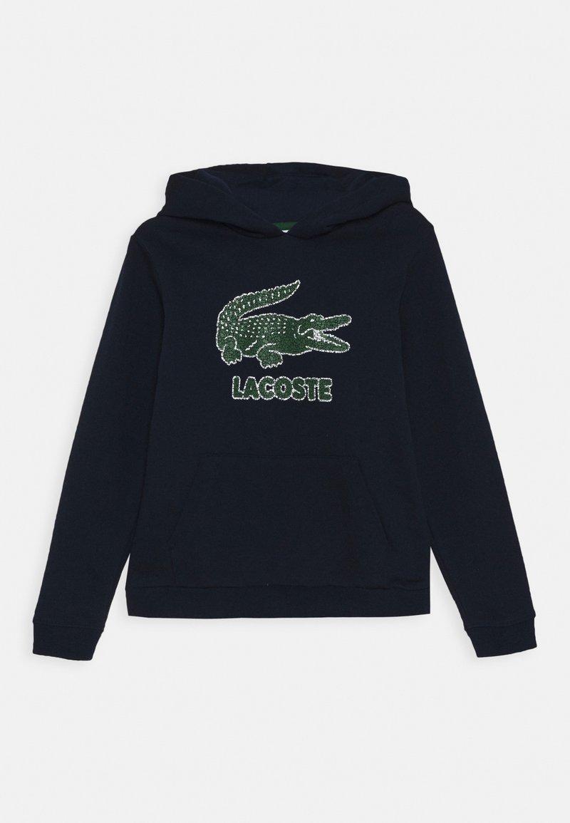 Lacoste - LOGO  - Sweat à capuche - navy blue