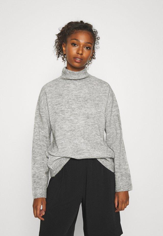IHKAMARA  - Sweter - grey melange