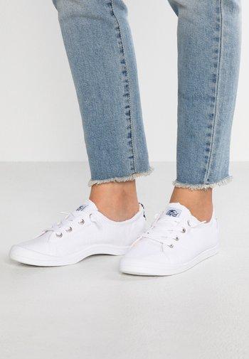 BAYSHORE - Sneakers laag - white