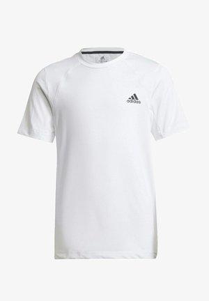 B XFG AR  - T-paita - white