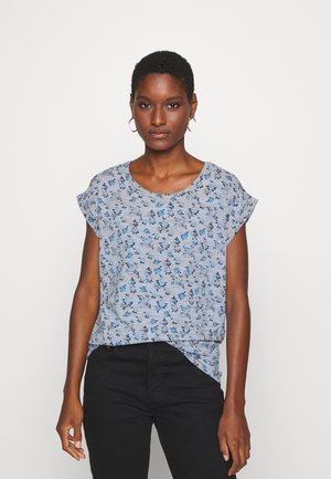 DALINA - Print T-shirt - navy