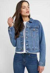 Dr.Denim Petite - VIVA - Denim jacket - city blue - 0