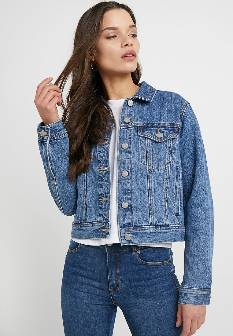Dr.Denim Petite - VIVA - Denim jacket - city blue