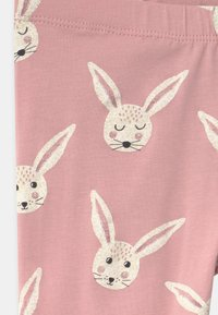 Lindex - RABBITS - Leggings - dusty pink - 2