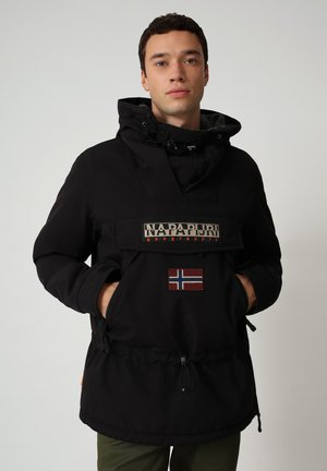 SKIDOO  - Windbreaker - black 041