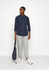 Calvin Klein Tailored - EASY IRON SLIM - Shirt - blue - 1