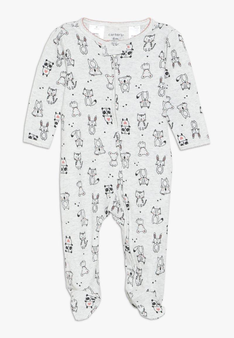Carter's - TEXTURED BABY - Pyjamas - heather