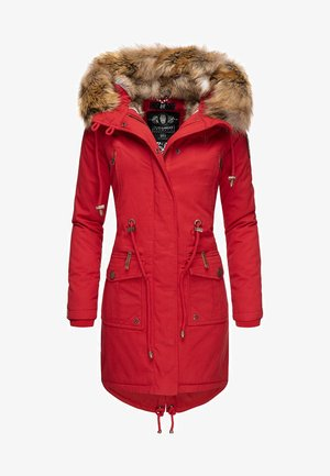 ROSINCHEN - Winter coat - red