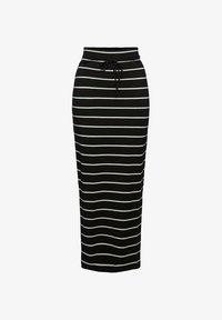 edc by Esprit - Maxi skirt - black - 7