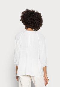 Esprit - BLOUSE - Blouse - off white - 2