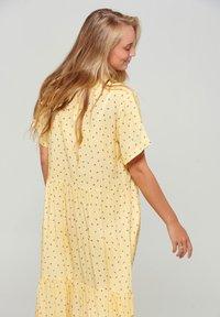 Noella - LIPE - Maxi dress - tiny yellow - 1