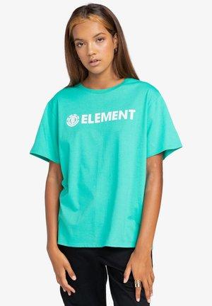 Print T-shirt - atlantis