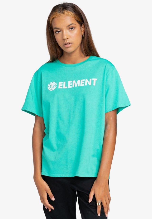 T-shirt print - atlantis