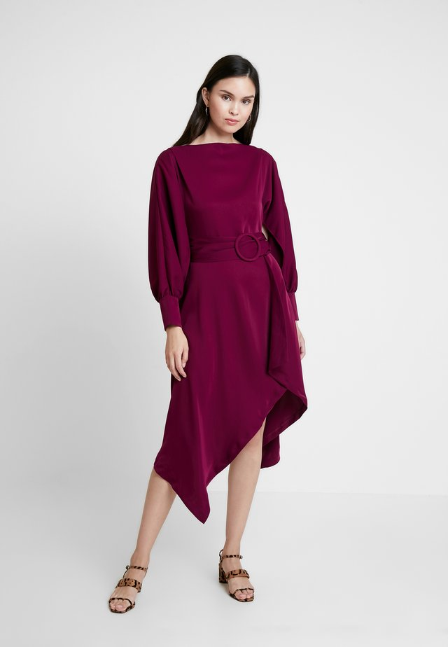 LAST DANCE DRESS - Day dress - mulberry