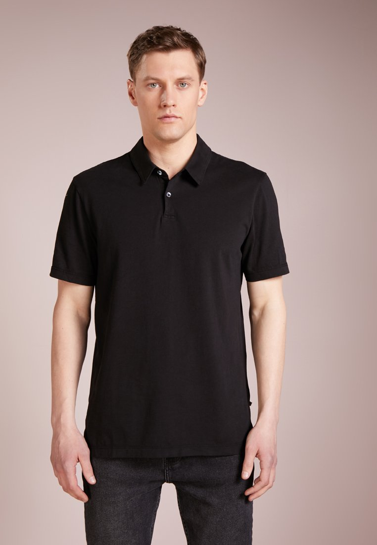 James Perse - REVISED STANDARD - Polo shirt - black