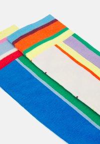 Happy Socks - HALF ARGYLE AND STRIPE SOCK UNISEX 2 PACK - Socks - multi - 1