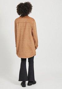 Object - Classic coat - chipmunk - 2