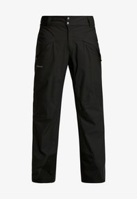 SNOWSHOT  - Snow pants - black