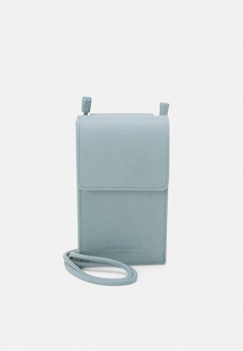 MOBILE POUCH - Across body bag - salt blue