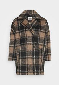 CHELSEA COAT - Classic coat - walnut