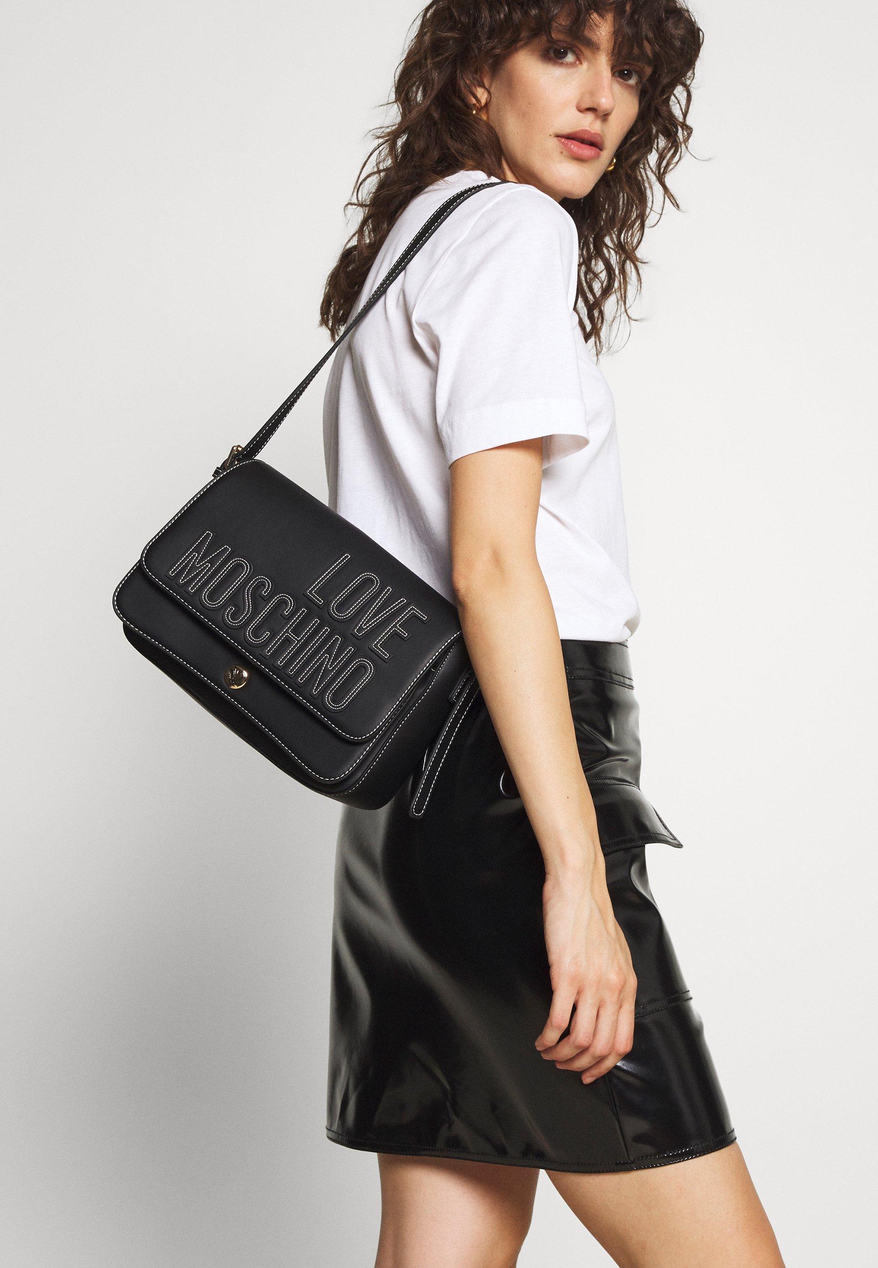 Women LOGO SHOULDER - Across body bag