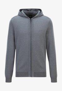 BOSS - Zip-up sweatshirt - grey - 3