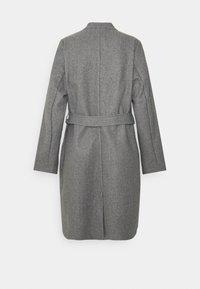 ONLY - ONLVICTORIA - Classic coat - dark grey melange - 1