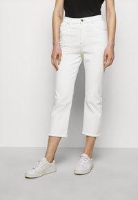 HUGO - GAYANG - Jeans straight leg - natural - 0