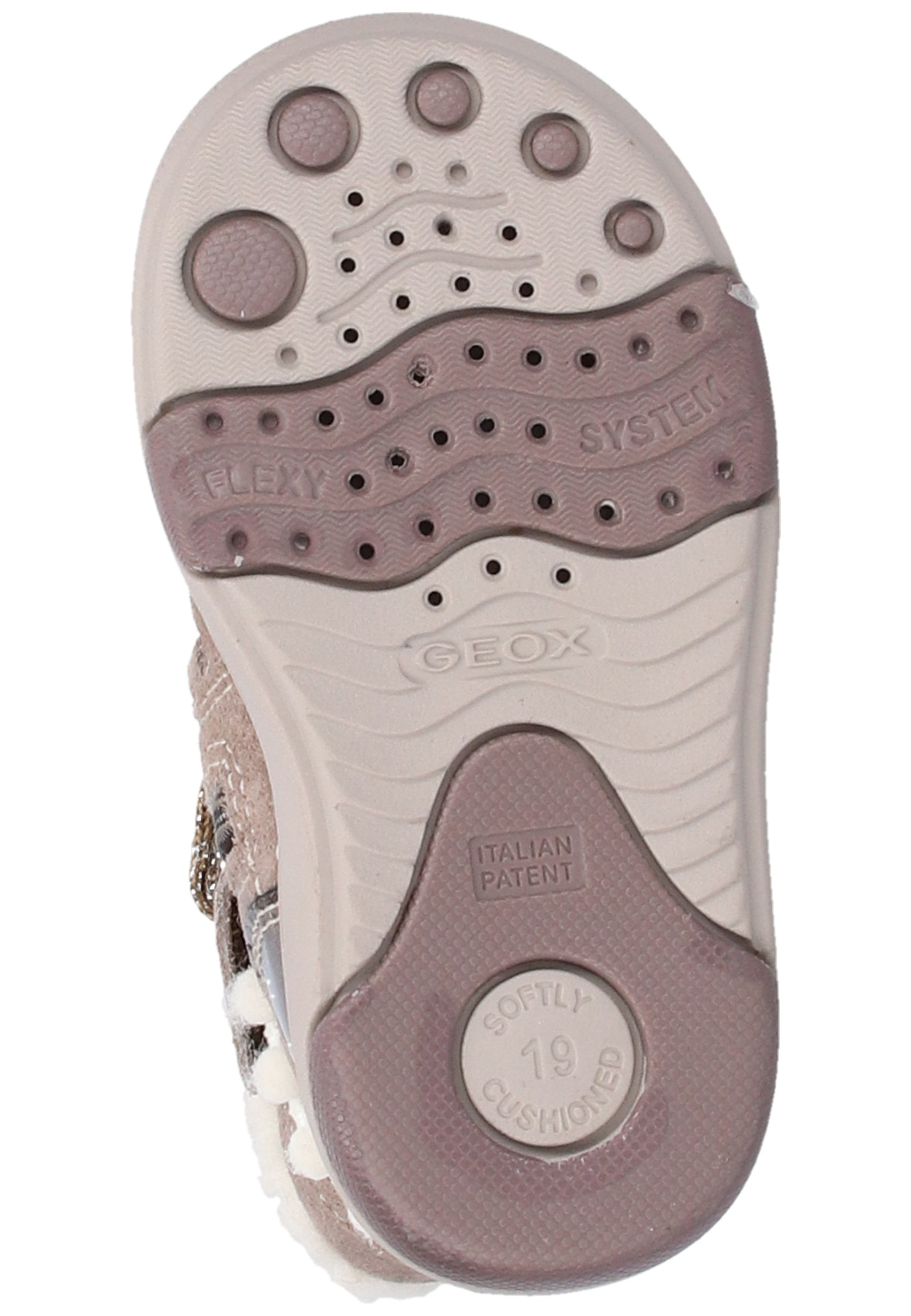 100% authentique Meilleurs prix Geox Chaussures premiers pas smoke grey 1Mw3j