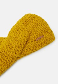 Barts - JASMIN HEADBAND - Ear warmers - yellow - 2