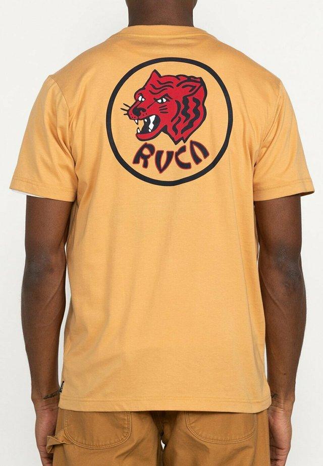 T-shirt imprimé - sunwash