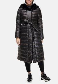 s.Oliver BLACK LABEL - Down coat - black - 3