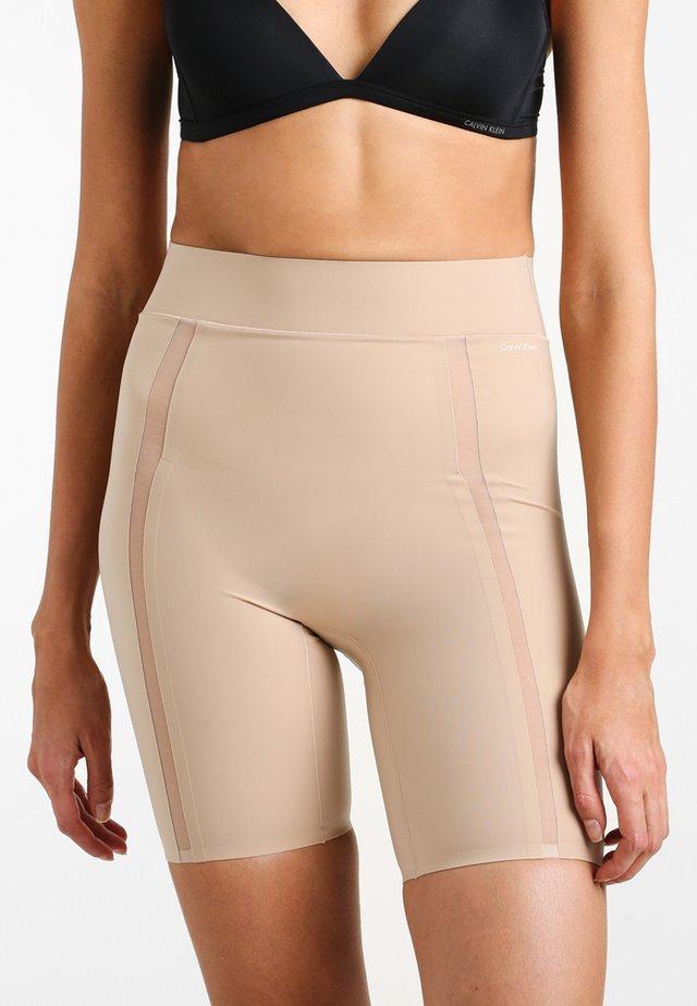 SHORT - Pyjama bottoms - beige