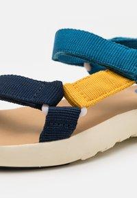 Finkid - NAUHA UNISEX - Chodecké sandály - nautic/navy - 5