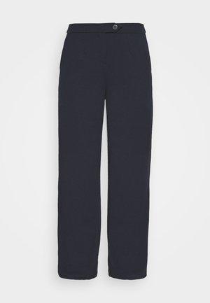 VMBECCA PANTS  - Trousers - navy blazer