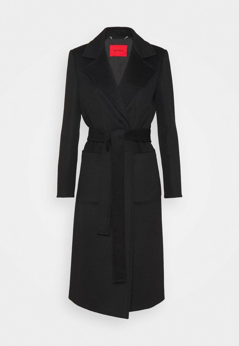 MAX&Co. - RUNAWAY - Klasický kabát - black