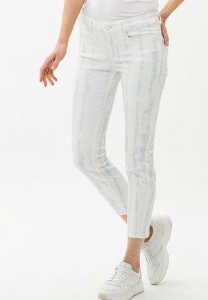 STYLE ANA S - Jeans Skinny Fit - clean tie dye light blue