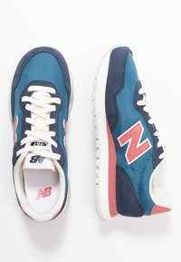 New Balance - WL527 - Trainers - blue - 3