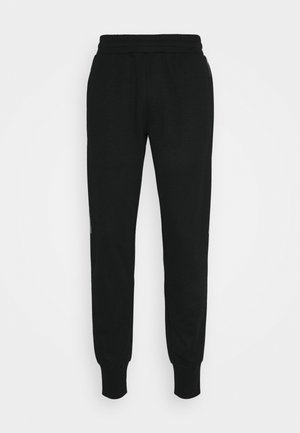 JCOZHALF TAPE  - Tracksuit bottoms - black