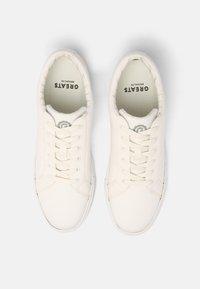 GREATS - ROYALE ECO - Tenisky - white - 3