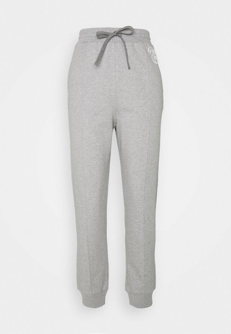 Pinko - BUGS PANTALONE - Teplákové kalhoty - grigio pioggerlla