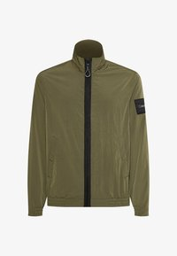 Calvin Klein - CRINKLE EASY  - Light jacket - delta green - 0