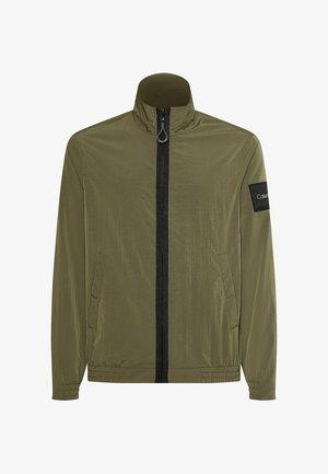 CRINKLE EASY  - Light jacket - delta green