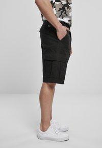 Brandit - BDU RIPSTOP - Shorts - black - 4